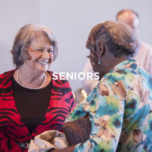 Free Chapel Gwinnett Wisdom Club Seniors Ministry